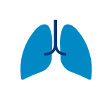 Cystic fibrosis icon
